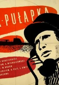 Statek pułapka (1942) plakat