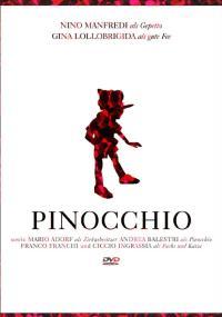 Pinokio (1972) plakat