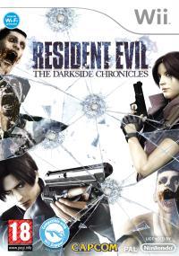 Resident Evil: The Darkside Chronicles (2009) plakat