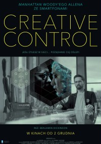 Creative Control (2015) plakat