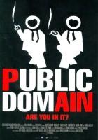 plakat - Public Domain (2003)