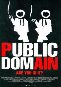Public Domain (2003) plakat