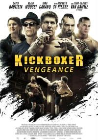 Kickboxer: Zemsta (2016) plakat