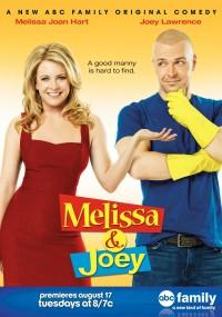 Melissa i Joey (2010) plakat