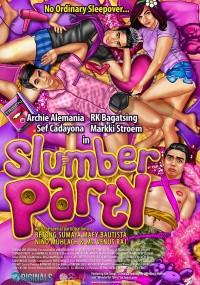 Slumber Party (2012) plakat