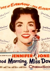 Dzień dobry Pani Dove (1955) plakat