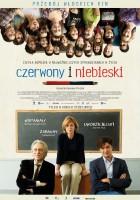 plakat - Czerwony i niebieski (2012)