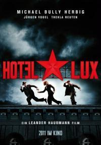Hotel Lux (2011) plakat