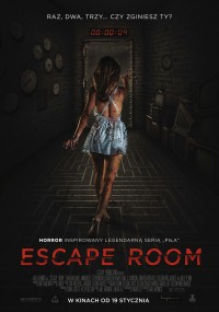 Escape Room (2017) plakat
