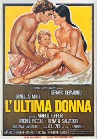 Ostatnia kobieta (1976) plakat