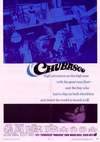 Chubasco (1968) plakat
