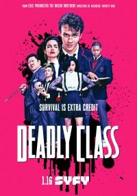 Szkoła zabójców (2018) plakat
