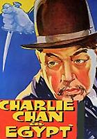 Charlie Chan in Egypt (1935) plakat
