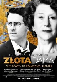 Złota dama (2015) plakat
