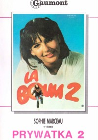 Prywatka 2 (1982) plakat