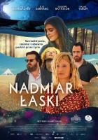 plakat - Nadmiar łaski (2018)