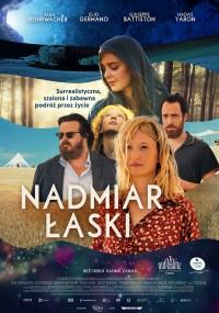 Nadmiar łaski (2018) plakat