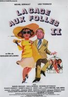 Klatka szaleńców II (1980) plakat