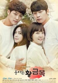 Dol-aon hwang-geum-bok (2015) plakat