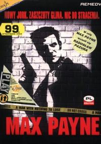 Max Payne (2001) plakat