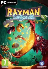 Rayman Legends (2013) plakat