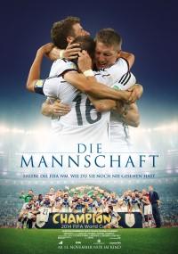 Die Mannschaft (2014) plakat