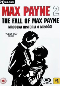 Max Payne 2: The Fall of Max Payne (2003) plakat