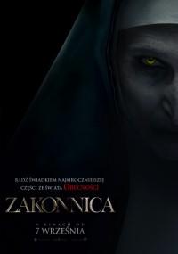 Zakonnica (2018) plakat
