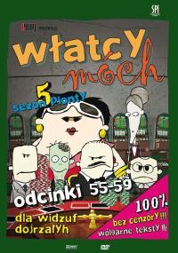 Włatcy móch (2006) plakat