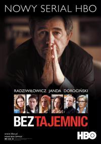 Bez tajemnic (2011) plakat