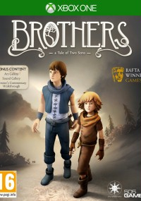 Brothers - A Tale of Two Sons (2013) plakat