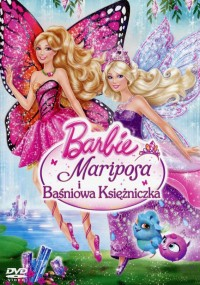 Barbie Mariposa i baśniowa księżniczka (2013) plakat