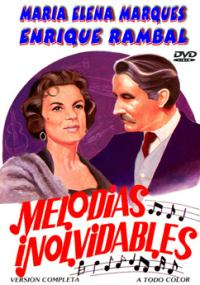 Melodías inolvidables (1959) plakat