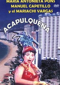 Acapulqueña (1959) plakat
