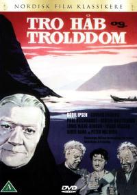 Tro, håb og trolddom (1960) plakat