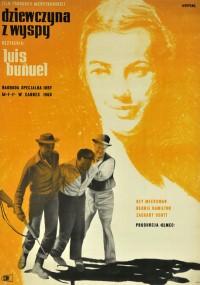 Dziewczyna z wyspy (1960) plakat