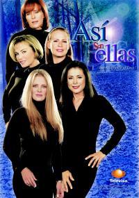 Así son ellas (2002) plakat