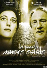 La parola amore esiste (1998) plakat