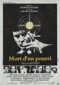 Śmierć człowieka skorumpowanego (1977) plakat