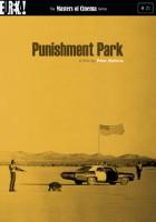 plakat - Punishment Park (1971)
