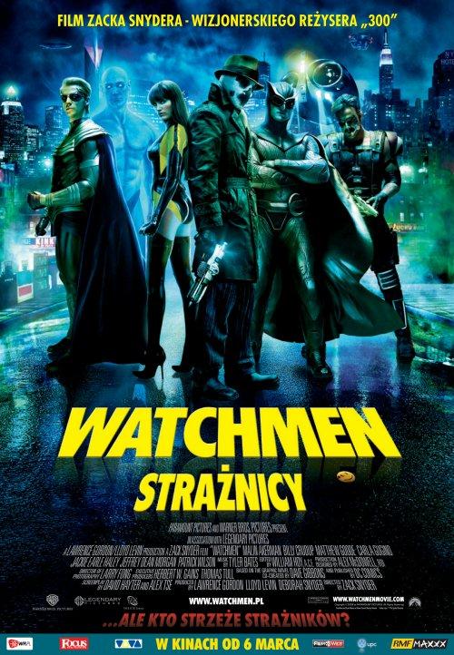 Watchmen. Strażnicy online Zalukaj PL