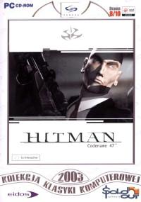Hitman: Codename 47 (2000) plakat