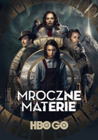 Mroczne materie (2019) plakat