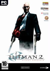 Hitman 2: Silent Assassin (2002) plakat