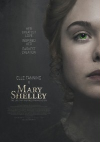 Mary Shelley (2017) plakat