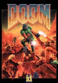 Doom (1993) plakat