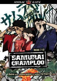 Samurai champloo (2004) plakat
