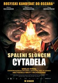 Spaleni słońcem: Cytadela (2011) plakat