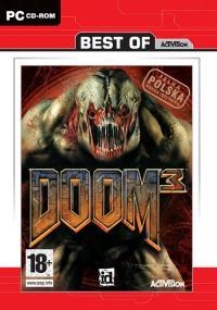 Doom³ (2004) plakat