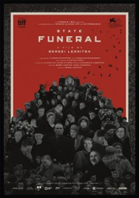 Pogrzeb Stalina (2019) plakat